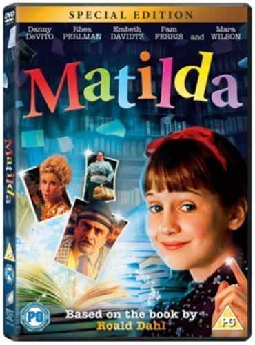 Matilda (Special Edition) DVD New & Sealed 5051159451248