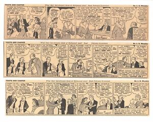 TOOTS-AND-CASPER-1935-289-Daily-Comics-by-JIMMY-MURPHY
