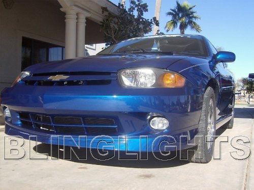Xenon Halogen Fog Lamps Kit for 2000 2001 2002 2003 2004 2005 Chevrolet Cavalier