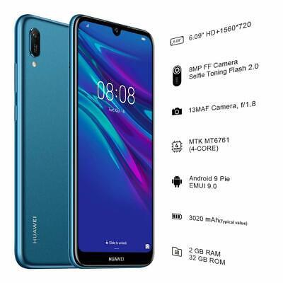 Huawei Y6 2019 Sim Free Android 32GB Unlocked Smartphone