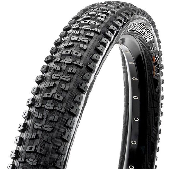 Tyre Maxxis AGGRESSOR 27,5x2.30 TR DD TIRE Maxxis aggressor 27,5x2.30 TR DD
