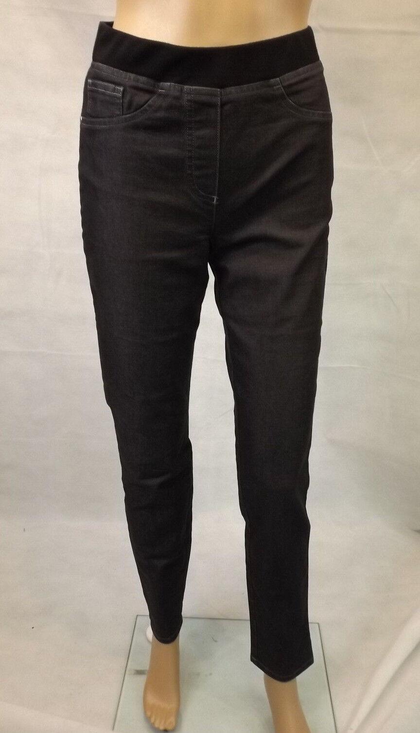 PFEFFINGER   34  Jegging  Leggings  Jeans  Schlupfhose  Stretch  blue