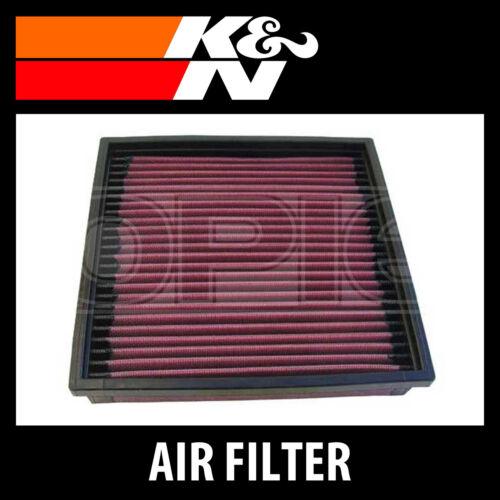 K Y N Original Rendimiento parte K /& n Alto Flujo Reemplazo Filtro De Aire 33-2003