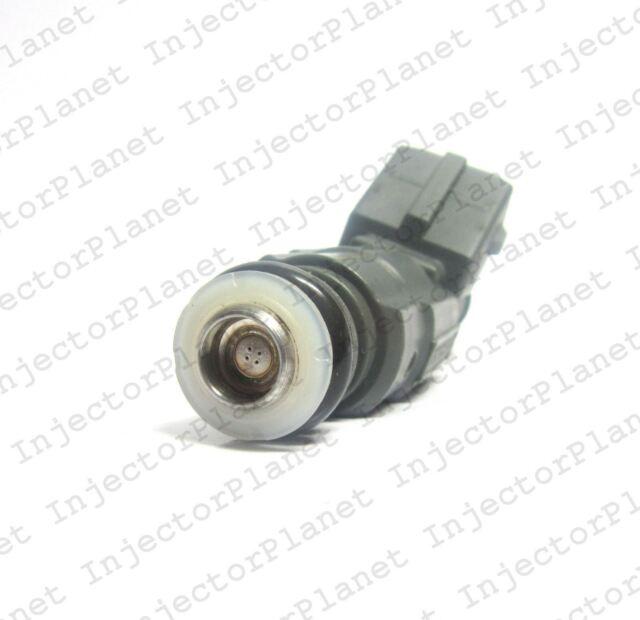 Set of 8 Bosch 0280155823 fuel injector 1999-2003 BMW 740il M62 V8 4.4L 1707843