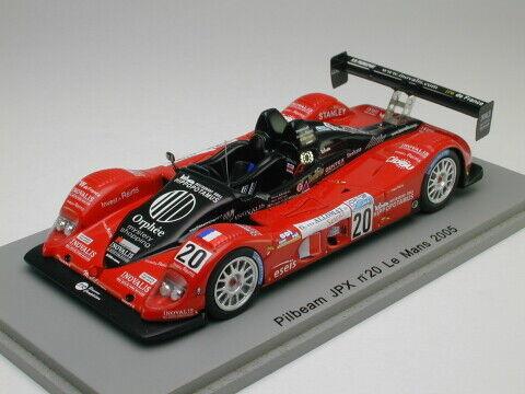 Spark 1 43 Pilbeam JPX  20 Le Mans 2005 de Japón