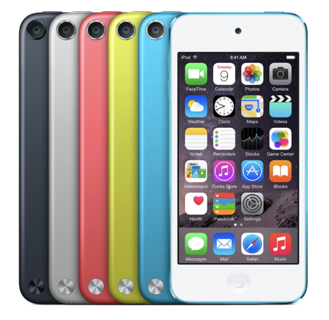 iPod touch User Guide - Official Apple Support
