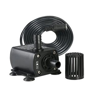 Mini-DC-12V-4M-10W-400L-H-Flow-Rate-Brushless-Motor-Submersible-Water-Pump-Home