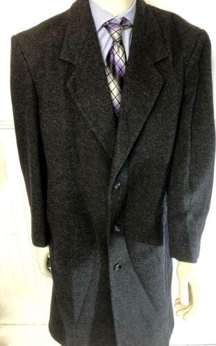Virani Wool Overcoat Top Dress Long Winter Trench