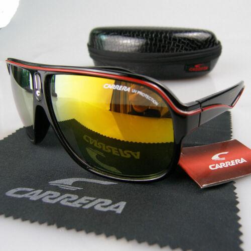 Männer und Frauen Carrera Metis Sonnenbrille Eisblau  Gläser Hergestellt in