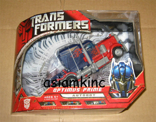 TRANSFORMERS MOVIE OPTIMUS PRIME VOYAGER CLASS