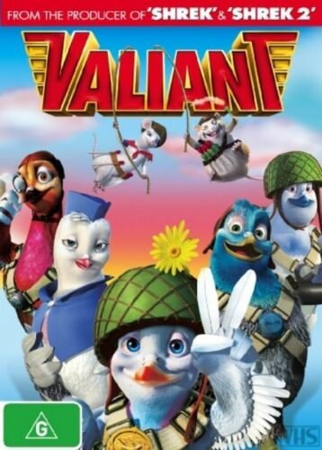 1 of 1 - Valiant (DVD, 2006)