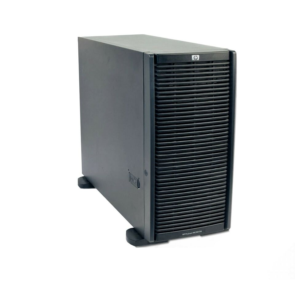 HP, Proliant ML350 G6, Perfekt