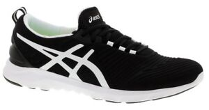 Zapatillas Caminadoras de Hombres Supersen Asics Tamaño Fitness Entrenamiento Gimnasio deporte negros qUc4nUWT