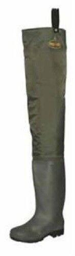 Pro Line Model 71301 Green River Nylon H ip Wader  Hip Boots