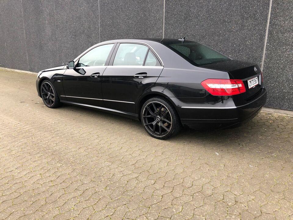 Mercedes E220, 2,2 CDi Avantgarde aut., Diesel