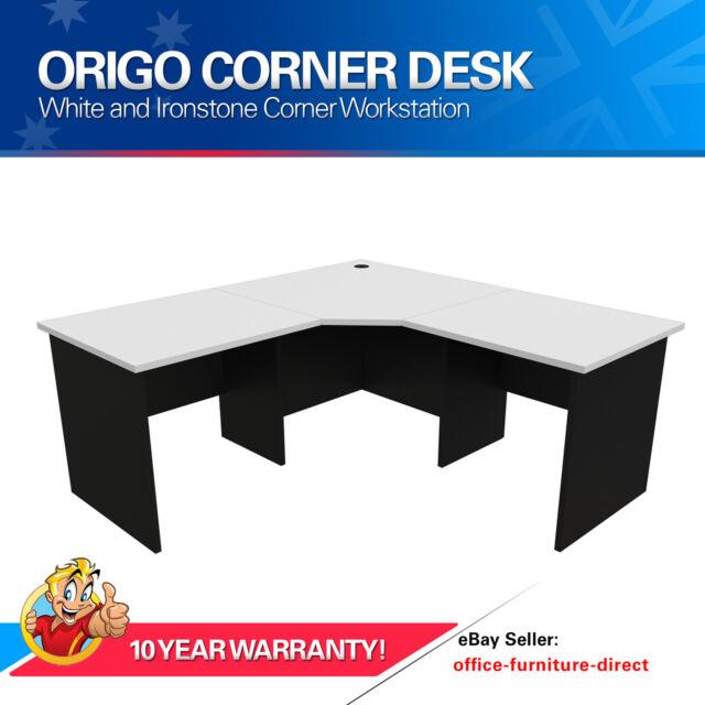 Office Desk, Corner Workstation Desks Computer Study Home Office Furniture Table