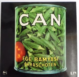 CAN-EGE-BAMYASI-LP-1972-Mint-psych-prog-Krautrock-1st-French-Press-Rare