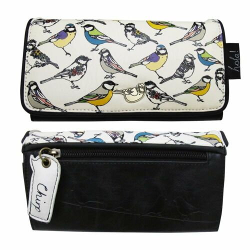Disaster Designs Hola Bird Ladies Wallet Purse Vintage Retro Gift New