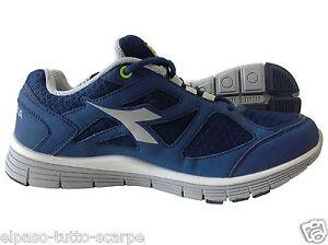 Scarpe Uomo Casual. Sneakers sportive. DIADORA C4544. Stringhe. Ecopelle.