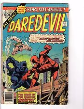 Daredevil Annual #4 (1976, Marvel)