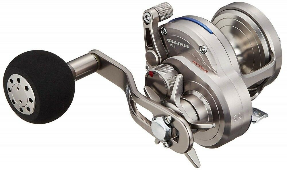 Daiwa Bait Reel 15 SALTIGA 15 H For Fishing From Japan
