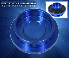 UNIVERSAL HONDA ACURA JDM ALUMINUM ENGINE MOTOR OIL FILLER CAP VALVE COVER BLUE