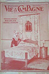 La-Vie-a-la-Country-1935-Special-Houses-Gardens-Furniture-Languedoc-Roussillon