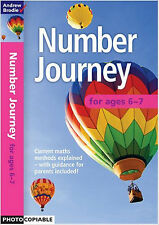 Number Journey 6-7 (Number Journey), New, Brodie, Andrew Book
