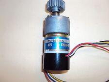 Tsukasa Motor Tg 05a Sg 18en 12 Volt Gear Motor With Encoder Used Working