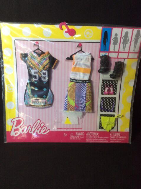 Mattel Barbie Fashions Graphic Design Pack Fct81 Fbb78 For Sale Online Ebay