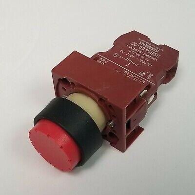 Electrical Equipment & Supplies ONE Siemens 3SB02-PFR11 22MM ...