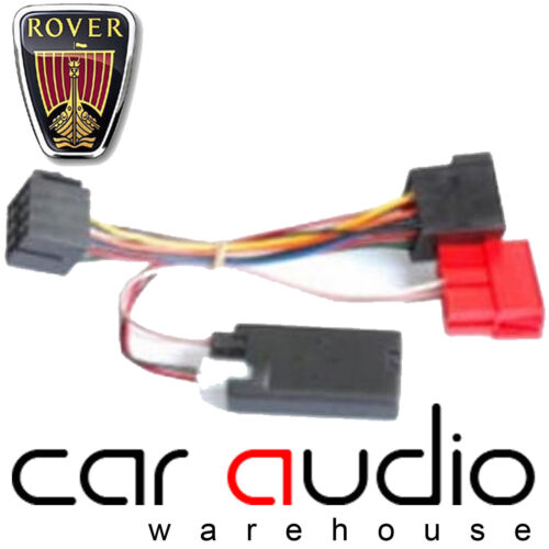 PC99-X39 Sony Rover 25 2002 On Car Stereo Steering Wheel Interface Lead