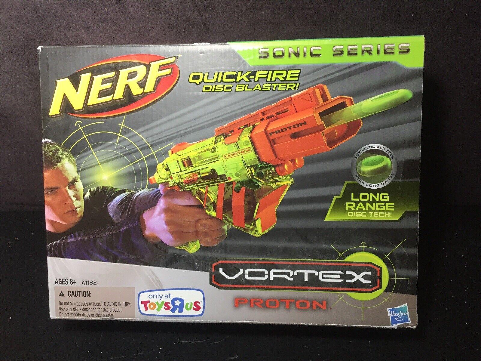 Nerf Nerf Nerf Sonic Series Vortex Predon Disc Blaster 1ca5cd