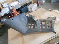 Honda Rincon 650 TRX650 TRX 650 2003 03 right footwell foot rest well