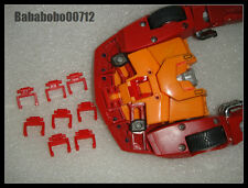 [US]New CHEST CLIP Repair parts REPLACEMENT for Transformers MP09 RODIMUS