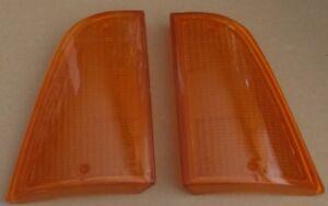 Pair-Plastic-Light-Front-Right-and-Left-Innocenti-Mini-90-120