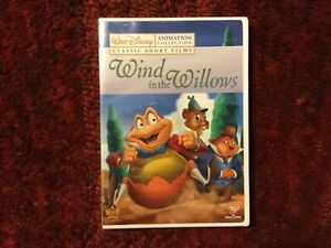 Disney Animation Collection : Wind in the Willows : New DvD