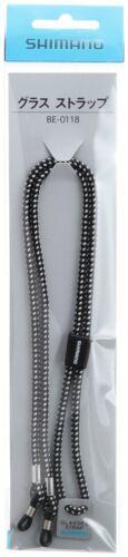 Shimano Glass Strap BE-0118 Black 861313 New Japan