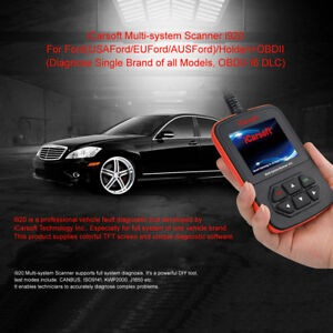 Details about iCarsoft i920 OBD II Pro Diagnostic Code Scanner ABS SRS Ford  Holden