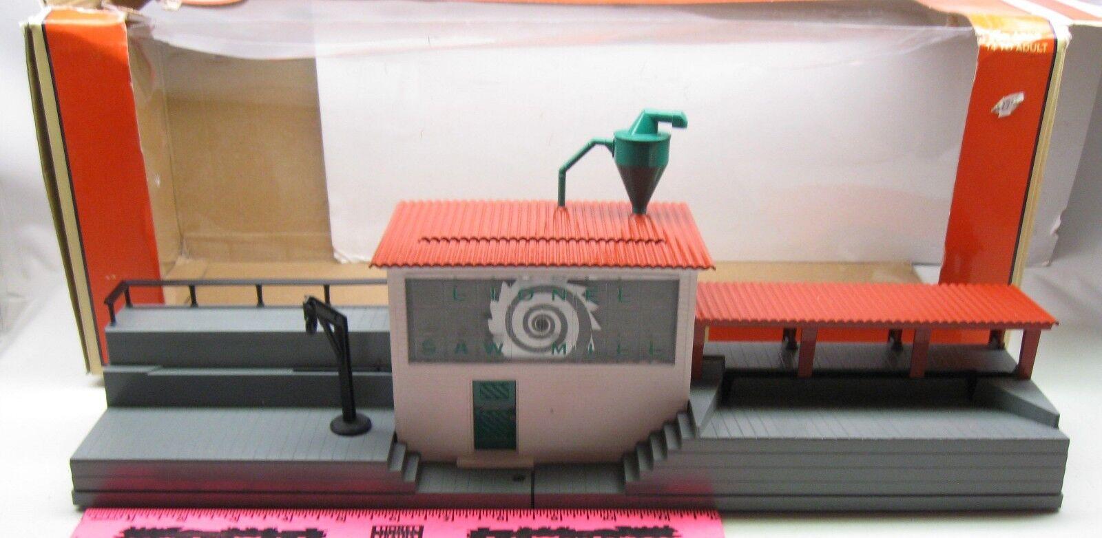Lionel  6-37919 Operating Sawmill