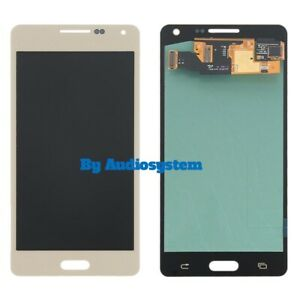 DISPLAY-LCD-TOUCH-SCREEN-per-SAMSUNG-GALAXY-A5-SM-A500FU-ORO-GOLD-VETRO-SCHERMO