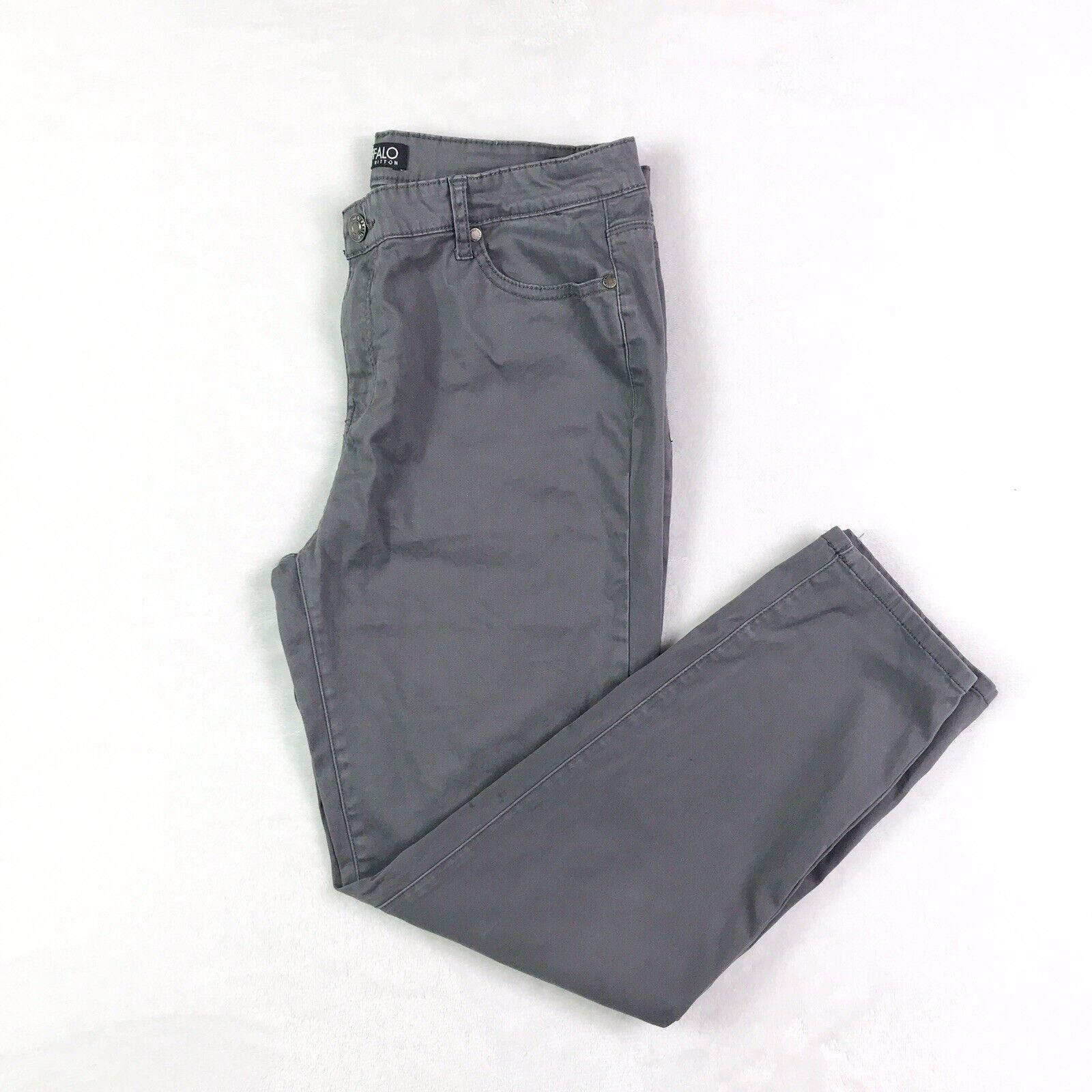 Francesca Buffalo Women/'s Skinny Mid-Rise Jeans 2//26