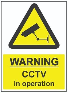 CCTV-In-Operation-WARNING-SAFETY-SIGNS-Stickers-2-Pack-for-Doors-walls-windows