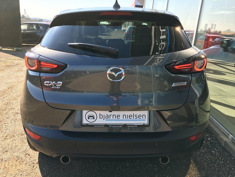 Mazda CX-3 2,0 Sky-G 150 Optimum aut. AWD - billede 4