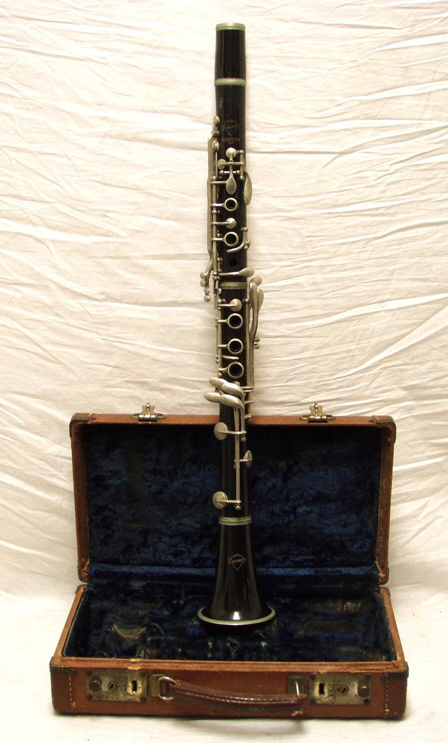 Clarinete-Vintage Normandía Modelo 14-Gran Oferta, Oferta, Oferta, todas las ofertas consideró     precios al por mayor