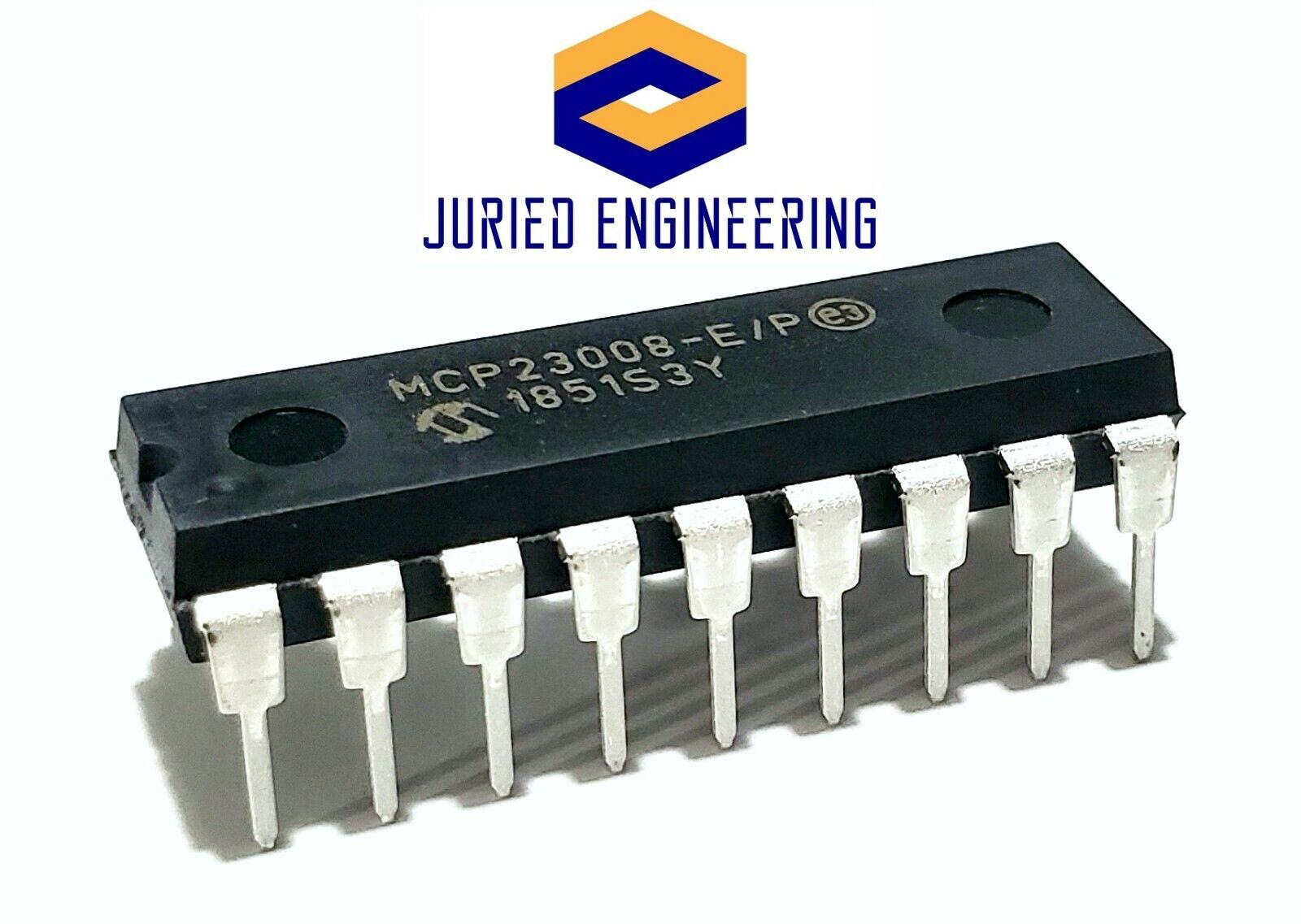 1Pcs MCP23008-E//P MCP23008 DIP18