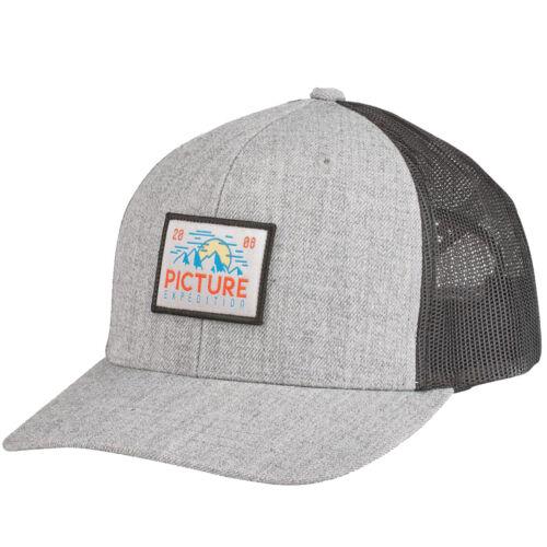 Picture TRUCKER CAP Casquette Truckercap Snapback schilmütze Capuchon netzkappe réseau
