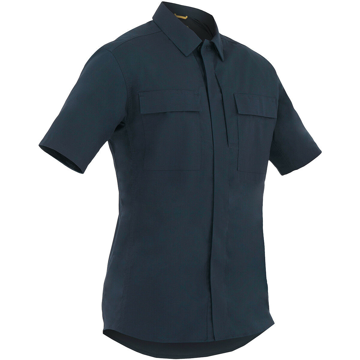 First Tactical Mens Specialist Short Sleeve BDU Shirt Sailing Top Midnight Navy