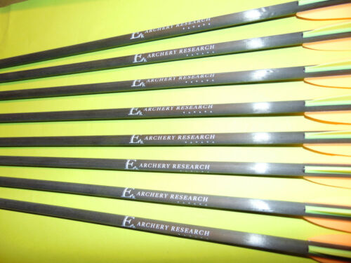 8 Ek Archery Research Carbon Bolts 20 8,8mm Crossbow Bolt Carbon Arrows