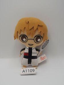 "The Prince Of Tennis A1109 Kunimitsu Tezuka keychain Mascot Plush 4"" Toy Japan"
